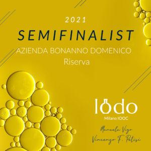 PREMIO LODO 2021 Silver Medal for RISERVA