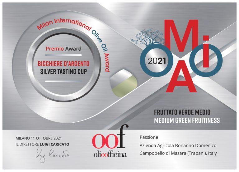 MIOOA 2021 PASSIONE Milano