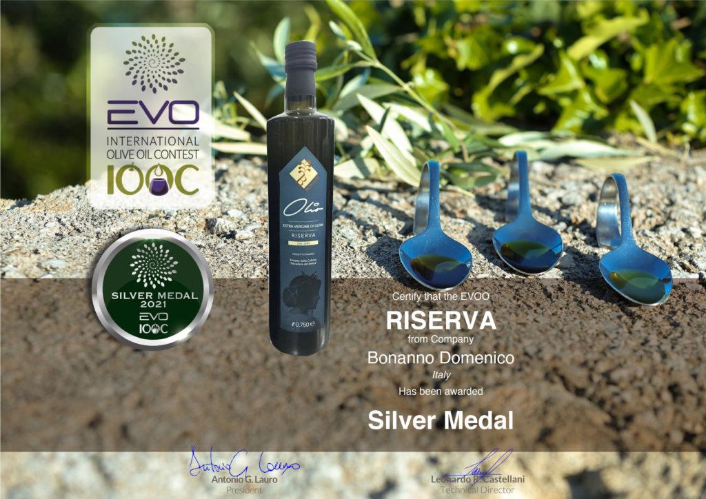 EVOIOOC 2021 RISERVA
